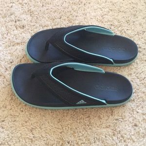 Ladies Adidas Flip-Flops